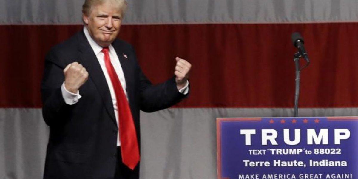 Los republicanos aceptan ideas de Trump para programa de gobierno