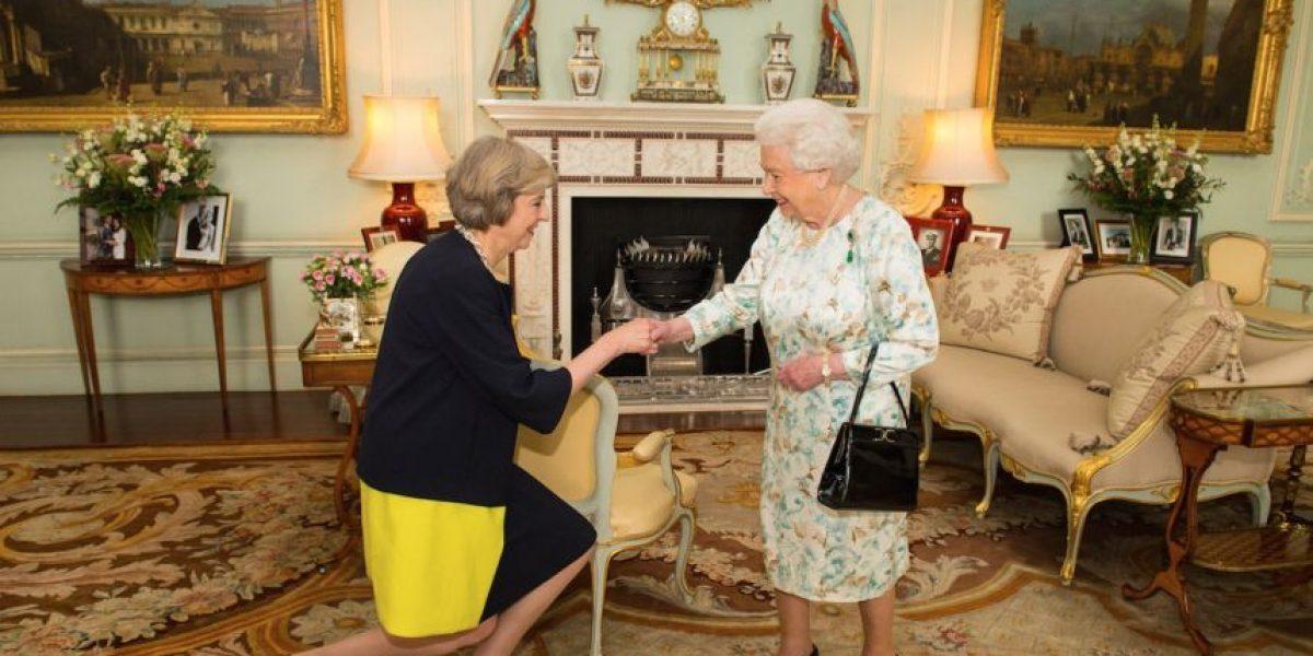 """Theresa May asume como primera ministra: """"Vamos a construir un Reino Unido para todos"""""""
