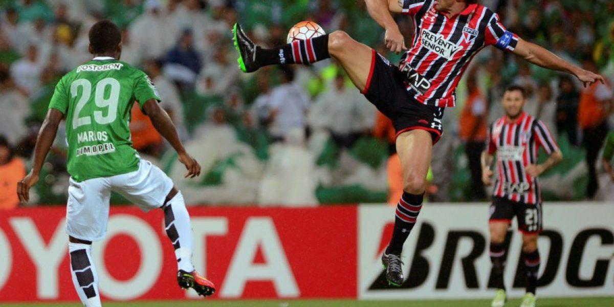 Atlético Nacional cumple el trámite ante Sao Paulo y alcanza la final de la Copa Libertadores