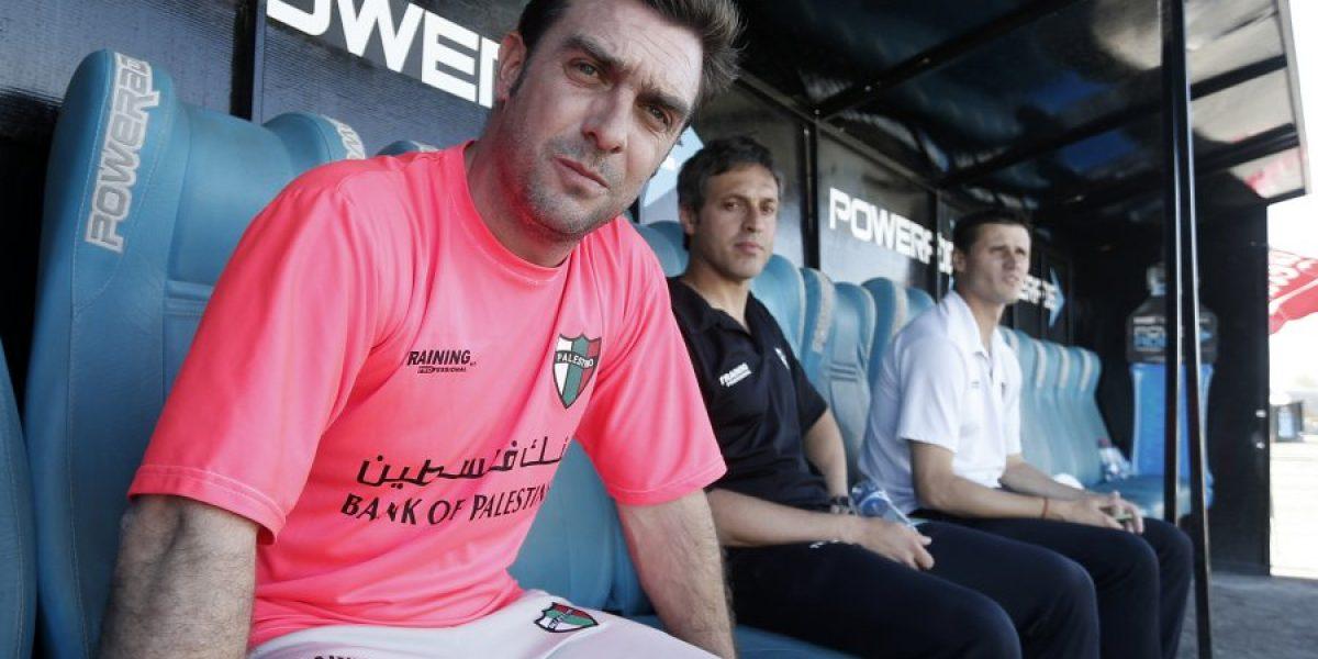 Colo Colo le ofrecería dos años de contrato a Pablo Guede