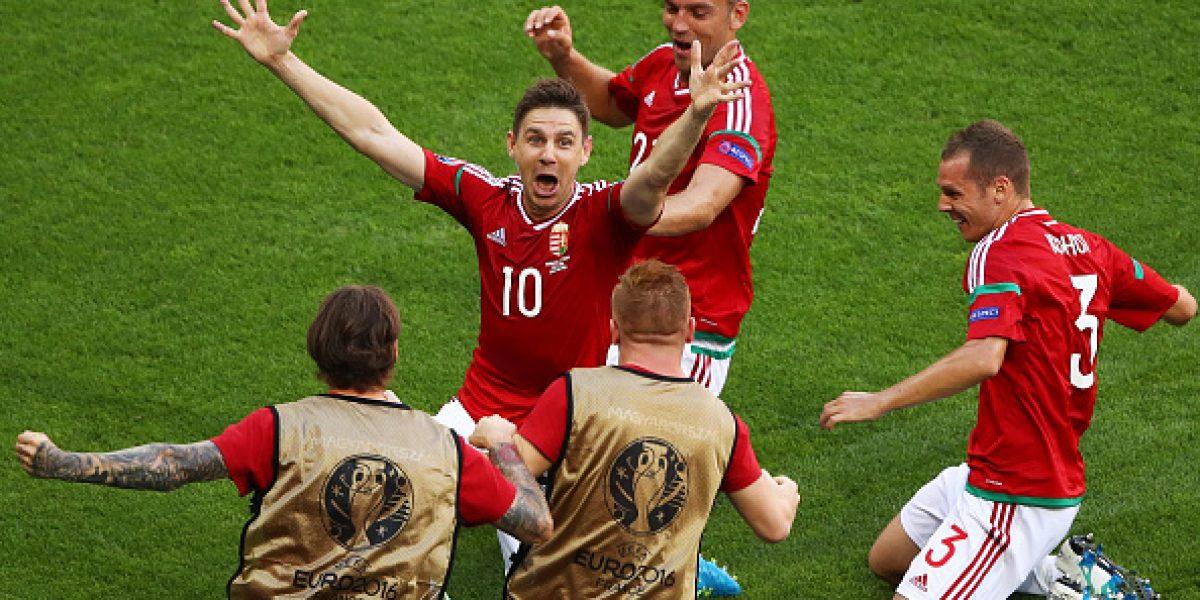 El golazo de Zoltan Gera a Portugal fue elegido el mejor de la Eurocopa
