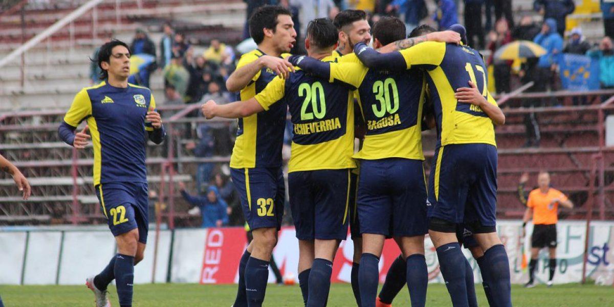Everton muestra credenciales en Copa Chile con sólido triunfo sobre San Felipe