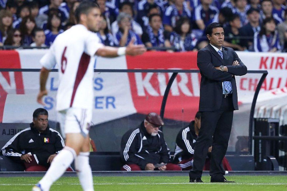 César Farías se ofreció para el cargo de entrenador de Bolivia Foto:Getty Images. Imagen Por: