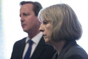 Fue Ministra del Interior de Reino Unido de David Cameron Foto:Getty Images. Imagen Por: