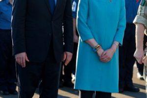 """Es la segunda mujer en ocupar este puesto. La primera fue Margaret Thatcher """"La Dama de Hierro"""" Foto:Getty Images. Imagen Por:"""