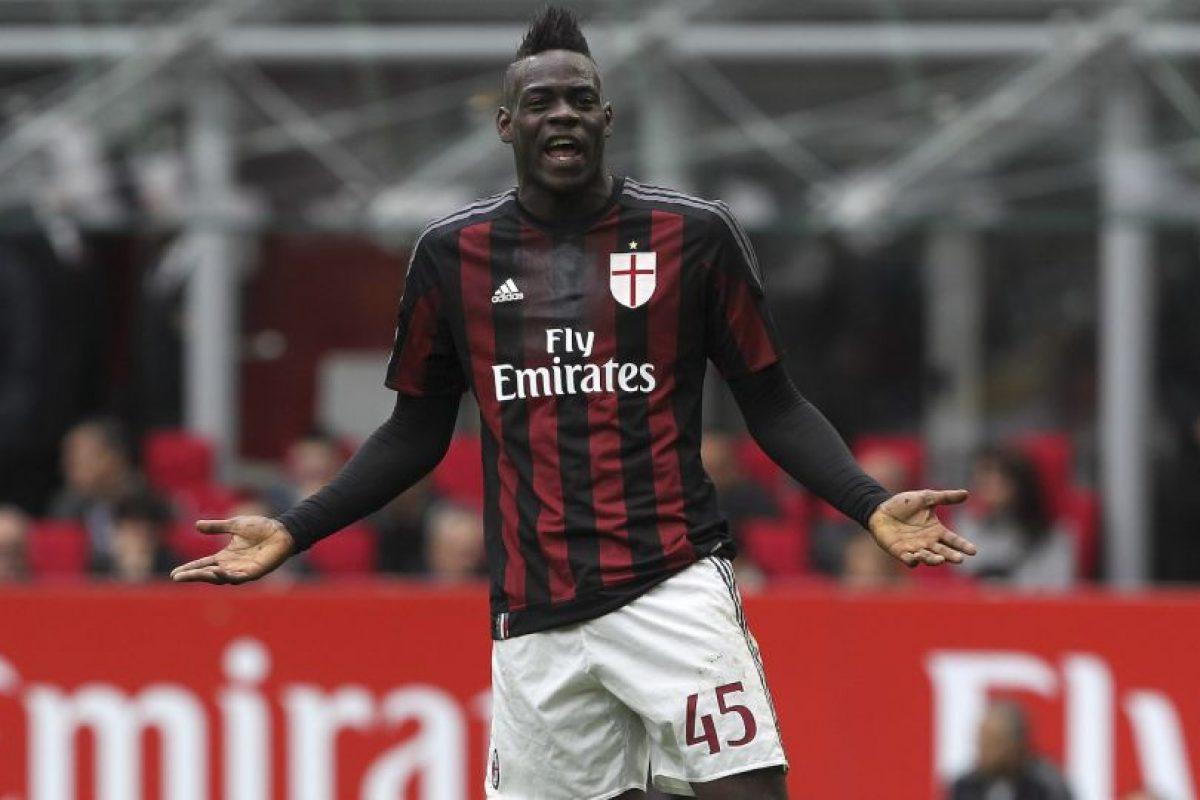 El italiano jugó a préstamo la temporada pasada en el AC Milán Foto:Getty Images. Imagen Por: