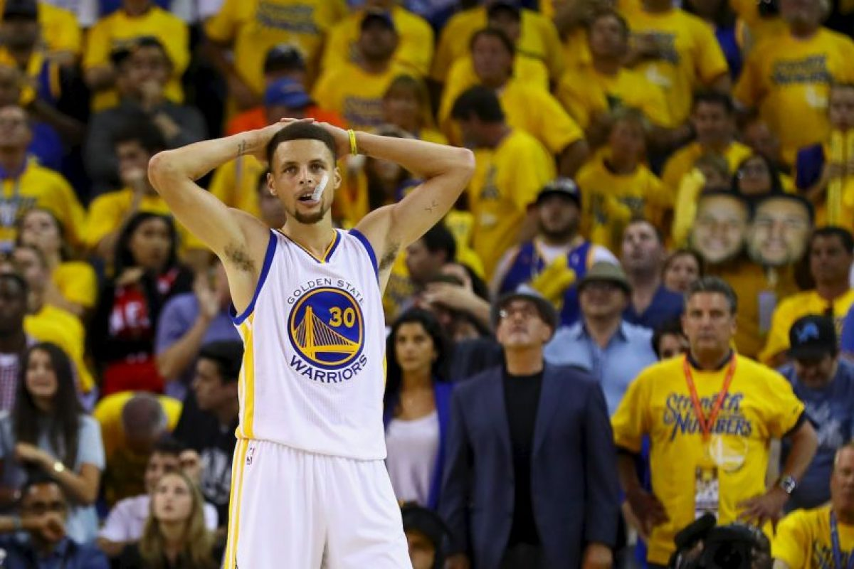 Stephen Curry. El último dos veces MVP de la NBA prefirió descansar Foto:Getty Images. Imagen Por: