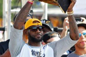 Mismo caso que LeBron James Foto:Getty Images. Imagen Por: