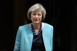 """En 2013, la BBC la nombró """"La segunda mujer más poderosa de Reino Unido"""", después de la Reina Elizabeth II Foto:Getty Images. Imagen Por:"""