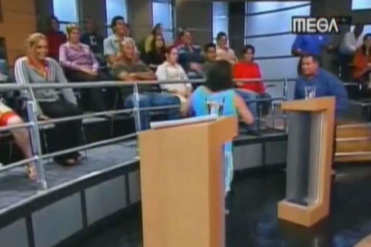 La denunciante no aguanta más. Foto:Telemundo. Imagen Por: