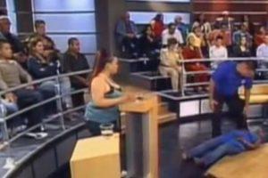 El caso se termina juzgando en camilla. Foto:Telemundo. Imagen Por: