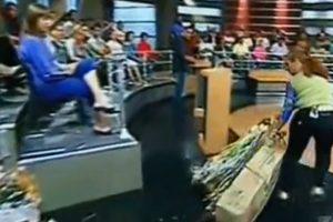 Para dar un efecto más dramático. Foto:Telemundo. Imagen Por: