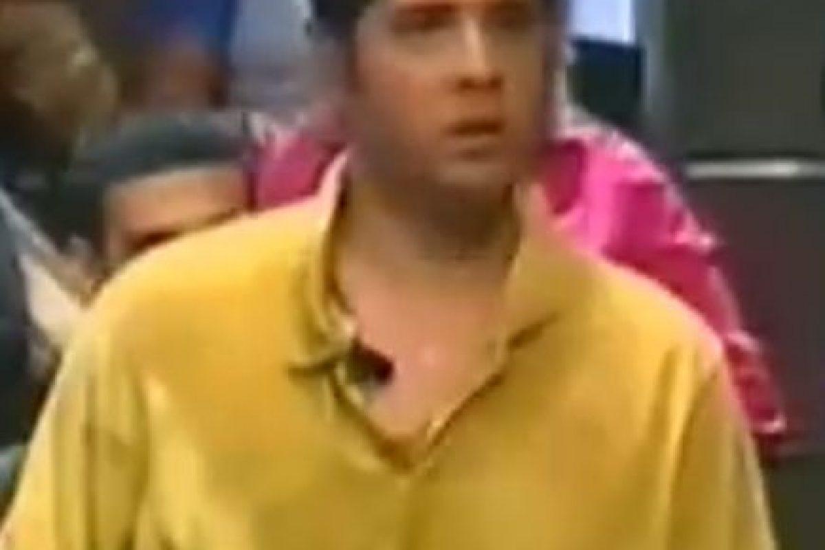 Un denunciante hace una pésima referencia a la nacionalidad cubana. Foto:Telemundo. Imagen Por: