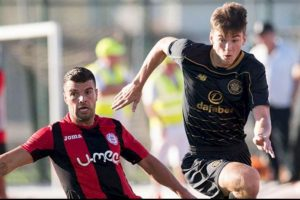 Lincoln había avanzado en la temporada pasada a la segunda ronda clasificatoria Foto:Sitio web Celtic FC. Imagen Por: