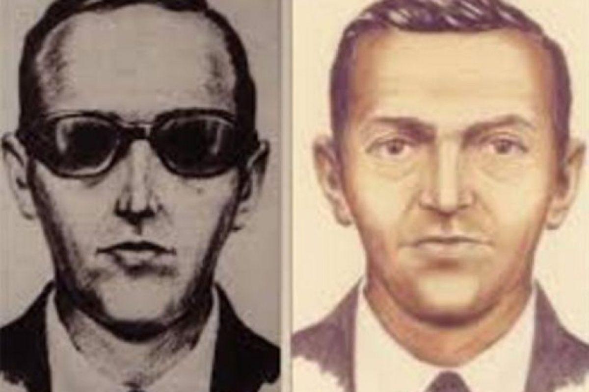 El retrato efectuado por el FBI Foto:FBI. Imagen Por: