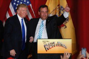 Chris Christie, gobernador de Nueva Jersey Foto:AFP. Imagen Por: