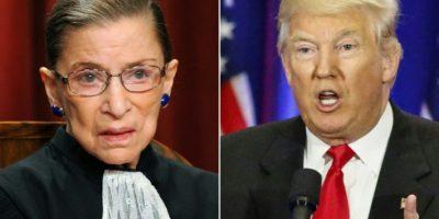 Una jueza del Supremo de EEUU llama