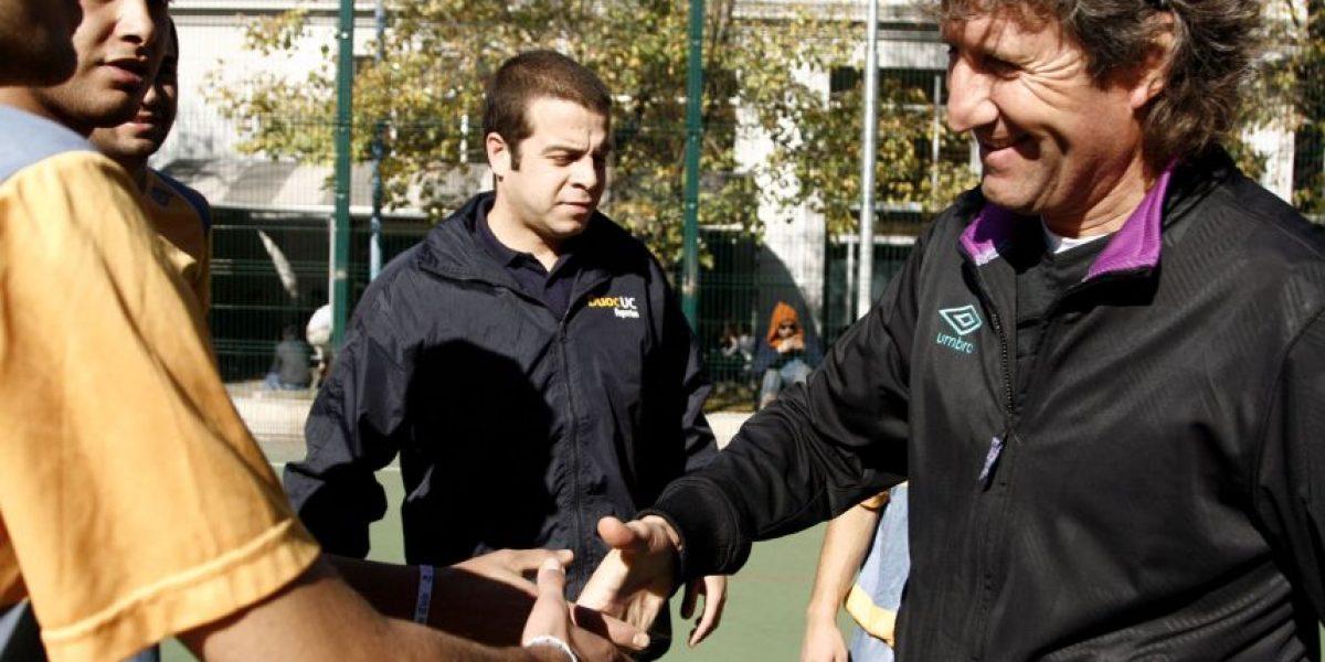 Un loro para Frutillar: el mítico Daniel Morón será candidato a concejal