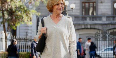 UDI confirma a Evelyn Matthei como candidata a alcaldesa de Providencia