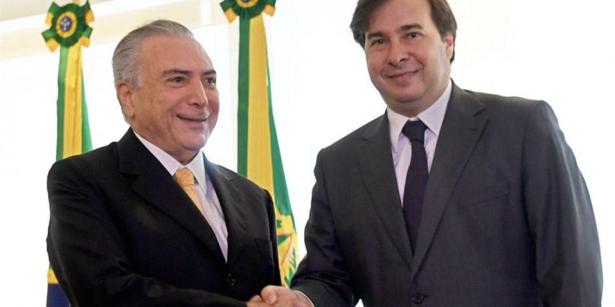 La conexión con Chile del nuevo presidente de la Cámara de Diputados de Brasil