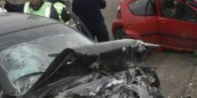 Estaban de vacaciones: accidente carretero en Argentina cobró la vida de cuatro chilenos