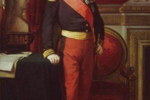 Emperador de Francia, Napoleón III.. Imagen Por: