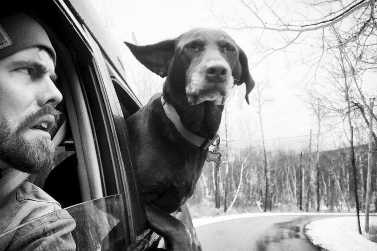 Los veterinarios le dieron de 3 a 6 meses para vivir debido a que el cáncer invadió ya sus pulmones. Foto:Facebook Robert Kugler. Imagen Por:
