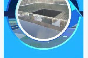 Tampoco se debería jugar en la pokéstación del memorial del 11 de septiembre de 2001 Foto:Twitter.com. Imagen Por: