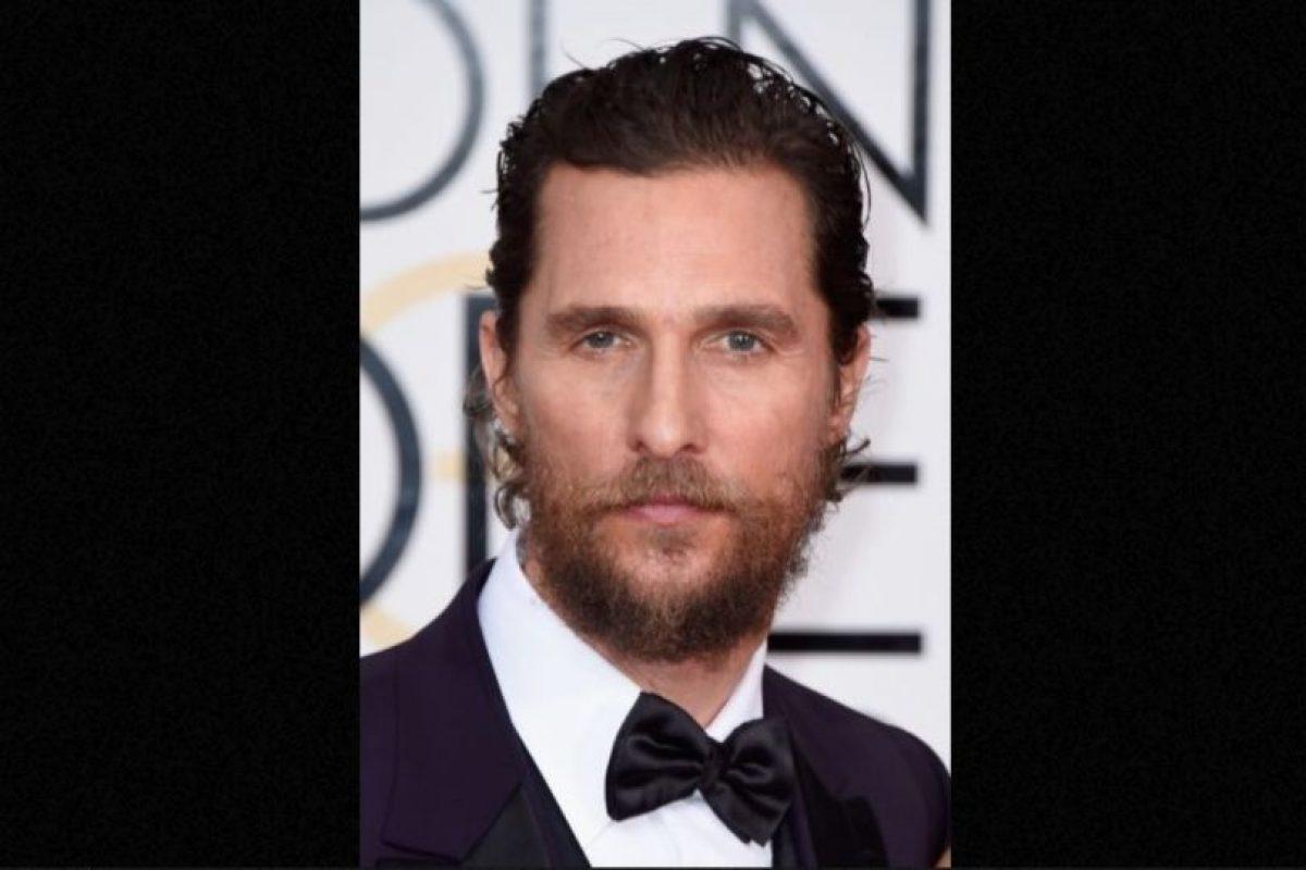"""Matthew McConaughey confesó que encontró una extraña """"nube azul"""" que lo sigue y dice que es un fantasma Foto:Getty Images. Imagen Por:"""