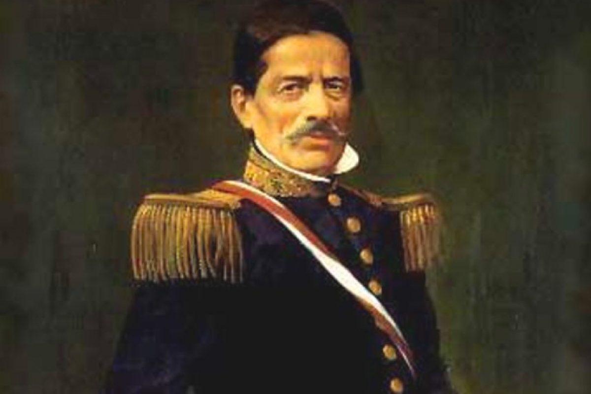 Presidente de Perú, Ramón Castilla.. Imagen Por: