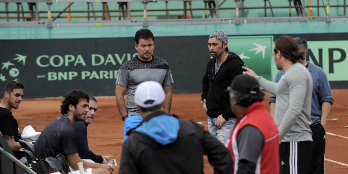 Atención amantes del tenis: Copa Davis será transmitida por TV abierta