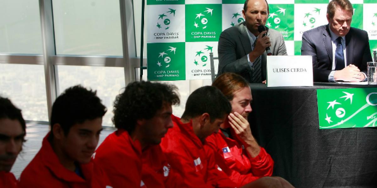 Presidente del tenis chileno y deudas de la Davis: