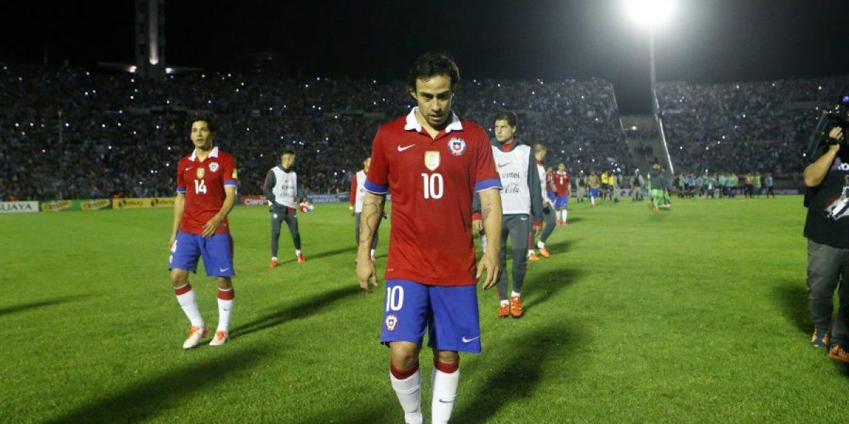 Jorge Valdivia y opción de llegar a Colo Colo:
