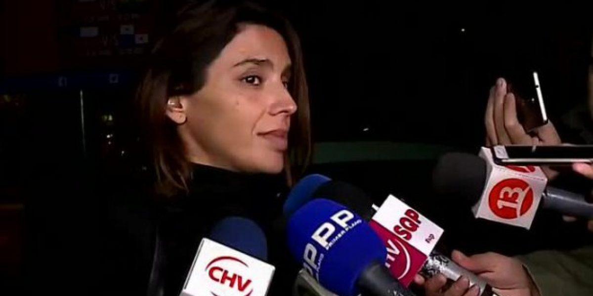 Carla Ballero fue nuevamente detenida por robo