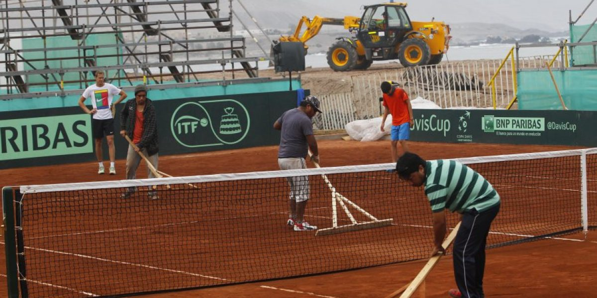 Escucharon las quejas de Fernando González: Copa Davis será transmitida por TV abierta