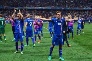 Islandia se mete a cuartos de final de la Euro Foto:Getty Images. Imagen Por: