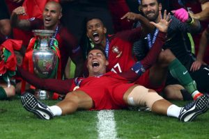 Portugal campeón de la Euro por primera vez Foto:Getty Images. Imagen Por: