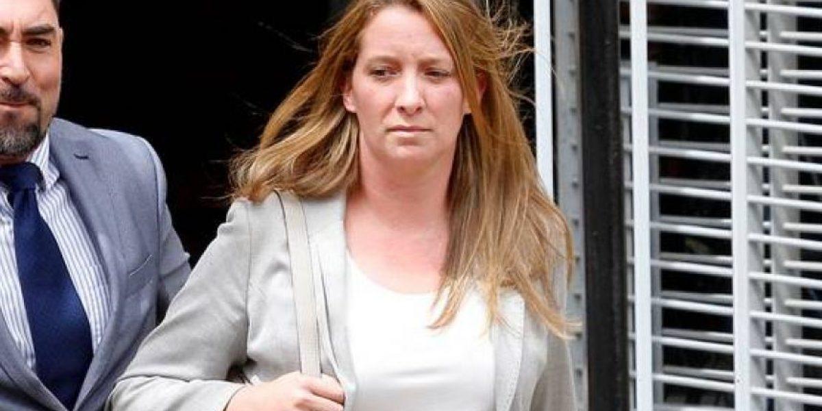 Caso Caval: Natalia Compagnon declaró cerca de tres horas en dependencias del OS9
