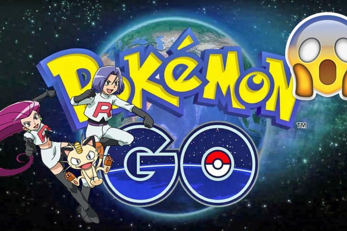 Pokémon Go, desgraciadamente, gasta mucha batería. Foto:Pokémon Go. Imagen Por: