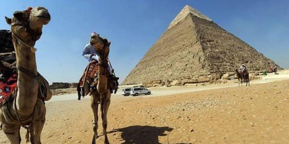 Revelan cientos de papiros que relatan la vida de los obreros de la Gran Pirámide de Keops