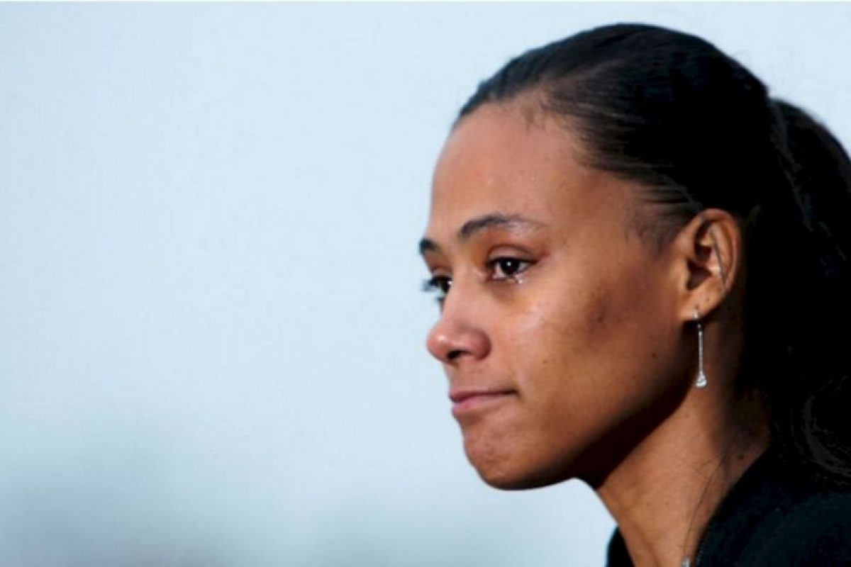 Marion Jones Foto: Getty Images. Imagen Por: