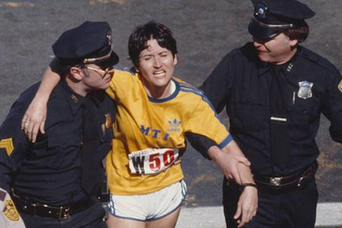 Rosie Ruiz Foto:Getty Images. Imagen Por:
