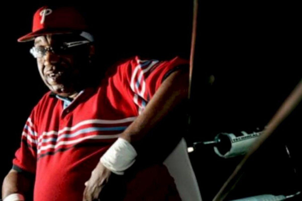 """Carlos """"Panama"""" Lewis Foto:Getty Images. Imagen Por:"""