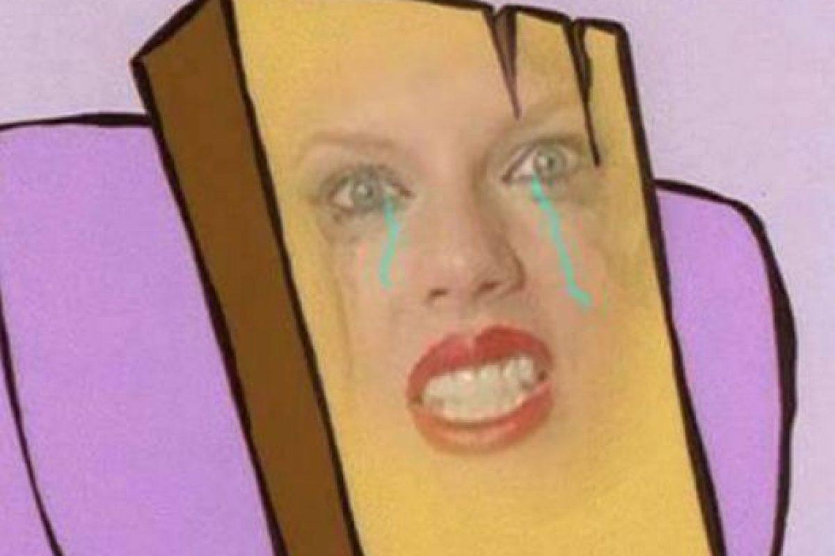 Calvin Harris explotó contra Taylor y todo fue peor para ella por lo menos en redes. Foto:vía Twitter. Imagen Por: