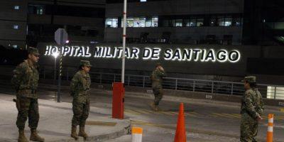 Amago de incendio en el Hospital Militar dejó cinco lesionados