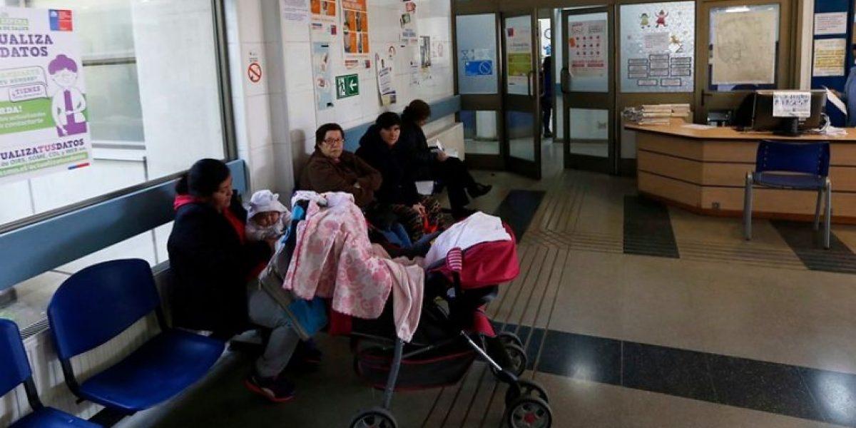 Minsal decreta alerta sanitaria preventiva en tres regiones del país por enfermedades respiratorias