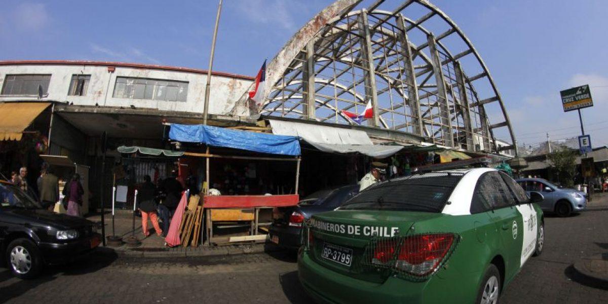 Remate del Mercado Central de Concepción se suspende por ser monumento histórico