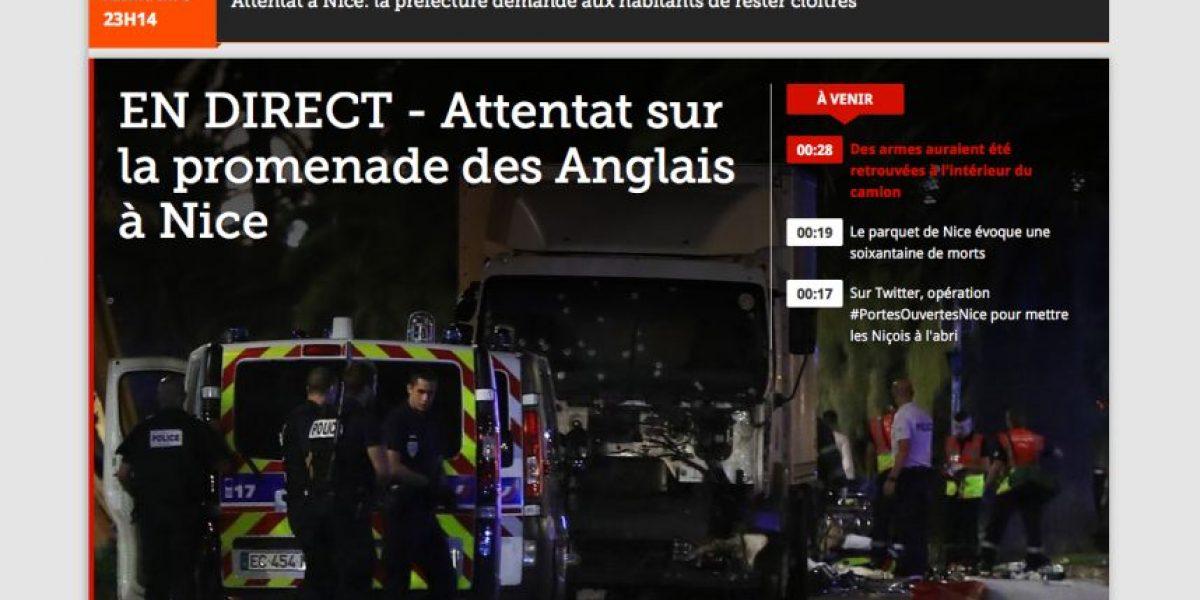 Impacto mundial: las portadas de los medios tras ataque en Niza