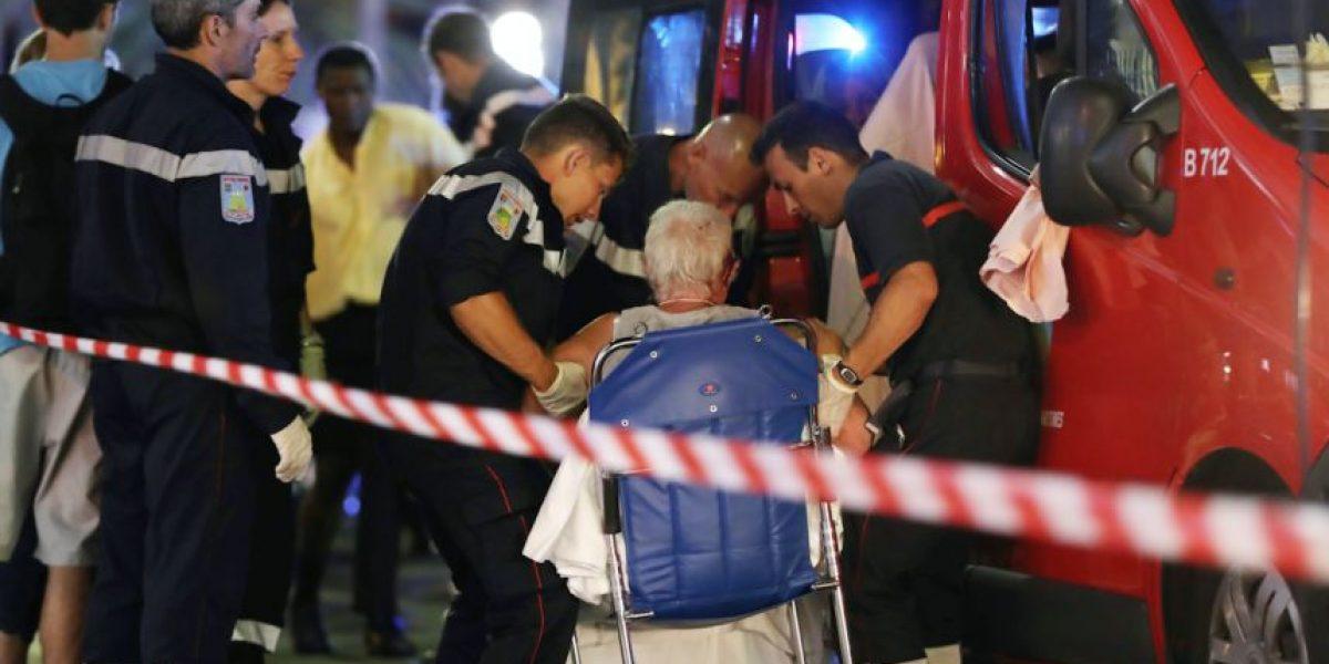 Los desgarradores relatos de los sobrevivientes al ataque en Niza