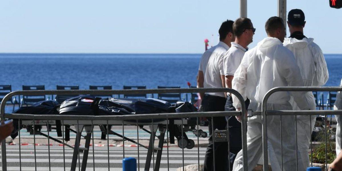 Dan a conocer las primeras imágenes de las víctimas del ataque en Niza